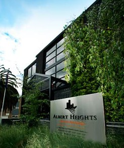 Albert Heights Serviced Apartments - Accommodation Nelson Bay