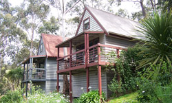 Great Ocean Road Cottages - Accommodation Nelson Bay