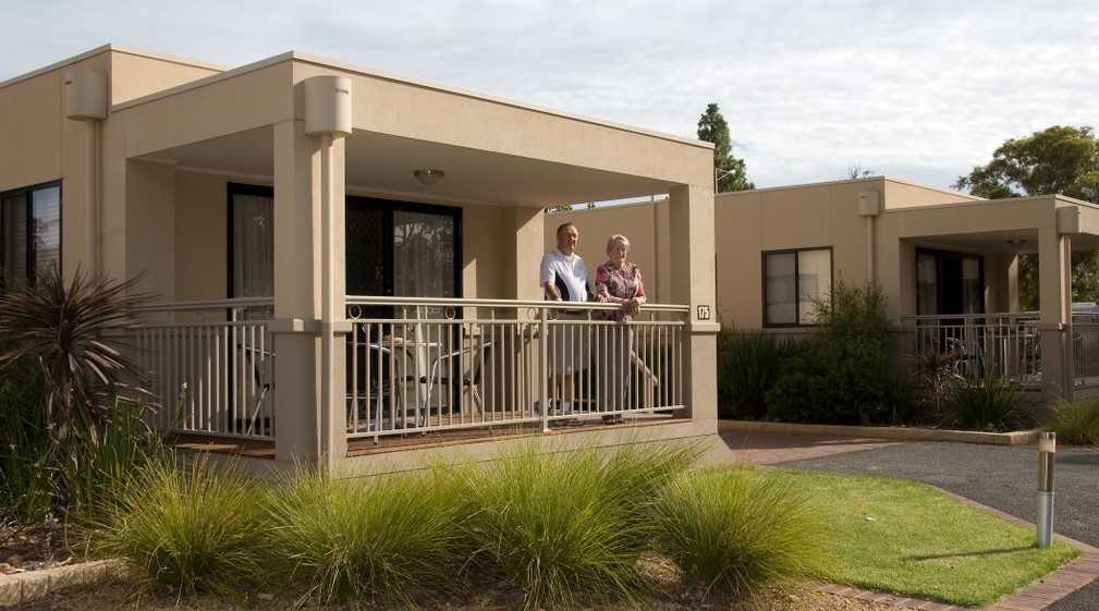 Berri Riverside Caravan Park - Accommodation Nelson Bay
