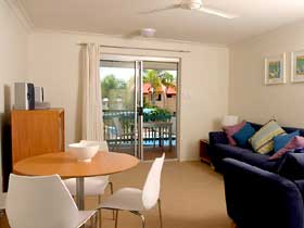 Arlia Sands Apartments - Accommodation Nelson Bay