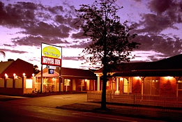 Dalby Mid Town Motor Inn - Accommodation Nelson Bay