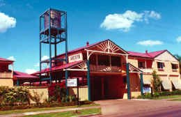 Dalby Homestead Motel - Accommodation Nelson Bay