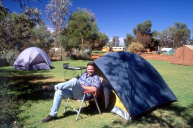 Voyages Ayers Rock Camp Ground - Accommodation Nelson Bay