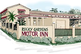 Rocky Gardens Motor Inn - Accommodation Nelson Bay