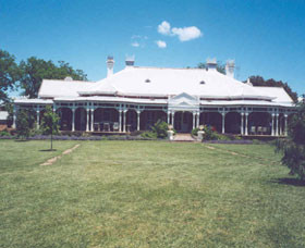 Coombing Park Homestead - Accommodation Nelson Bay