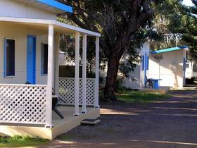 Kingscote Nepean Bay Tourist Park And Parade Units - Accommodation Nelson Bay