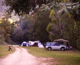 Mt Warning Holiday Park - Accommodation Nelson Bay