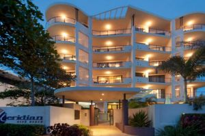 Meridian Alex Beach Apartments - Accommodation Nelson Bay