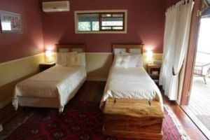 Eumundi Gridley Homestead BampB - Accommodation Nelson Bay