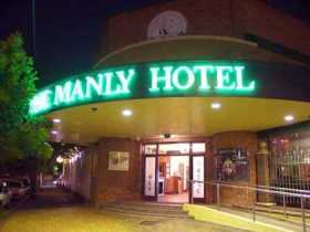 Manly Hotel The - Accommodation Nelson Bay