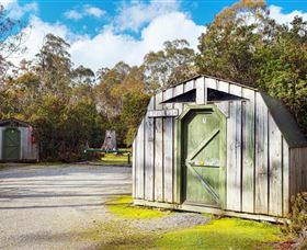 Discovery Holiday Parks Cradle Mountain Cosy Cabins - Accommodation Nelson Bay