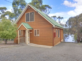 Orford Riverside Cottage - Accommodation Nelson Bay