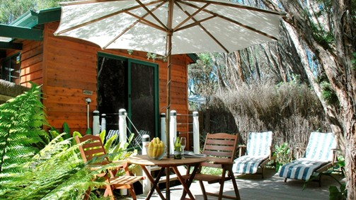 Hidden Treasure at Pirates Bay - Accommodation Nelson Bay