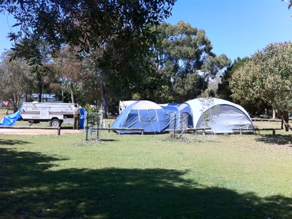 Amity Point Camping Ground - Accommodation Nelson Bay