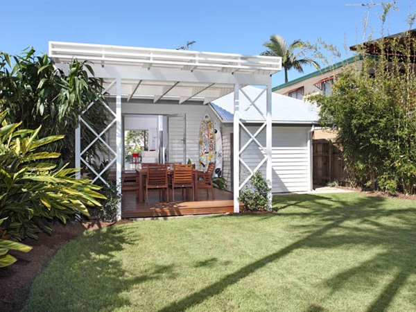 Corporate Beach House - Accommodation Nelson Bay