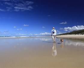 Straddie Camping - Accommodation Nelson Bay