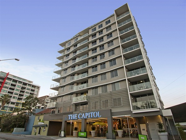 The Capitol Apartments - Accommodation Nelson Bay