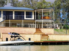 Cascades on the River - Accommodation Nelson Bay