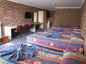 Big Trout Motor Inn - Accommodation Nelson Bay