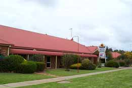 Quality Inn Parkes International - Accommodation Nelson Bay