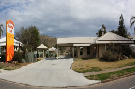 Country Roads Motor Inn - Gayndah - Accommodation Nelson Bay