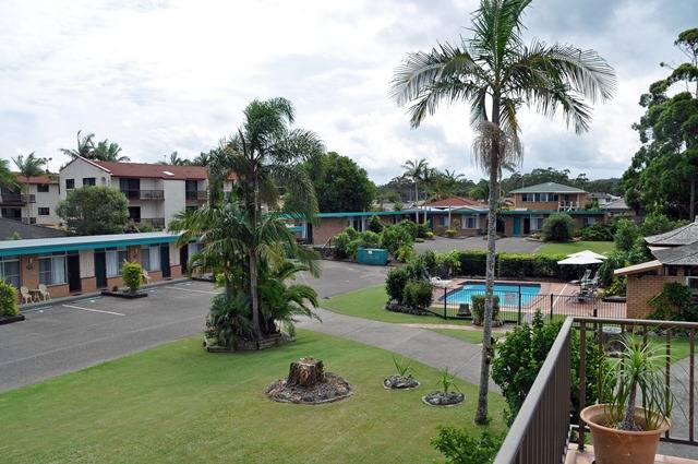 Haven Waters Motel and Apartments - Accommodation Nelson Bay