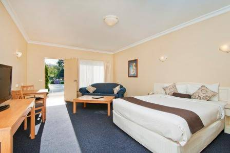 Nagambie Waterfront Motel - Accommodation Nelson Bay