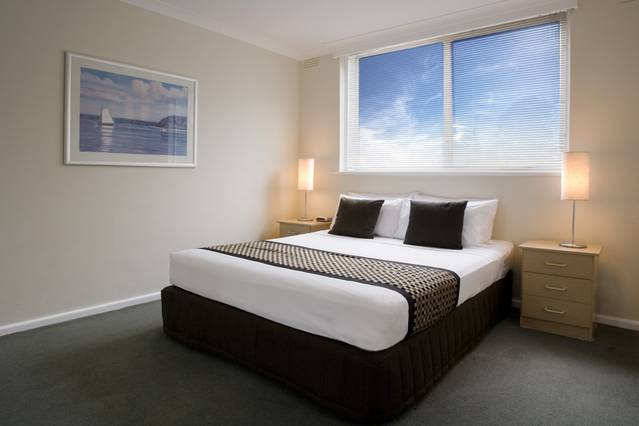 North Melbourne Serviced Apartments - Accommodation Nelson Bay