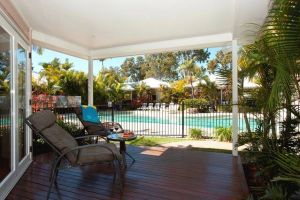 NRMA Treasure Island Holiday Park - Accommodation Nelson Bay