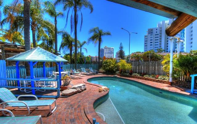 Southport Tourist Park - Accommodation Nelson Bay