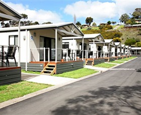 Geelong Riverview Tourist Park BIG4 - Aspen Parks - Accommodation Nelson Bay
