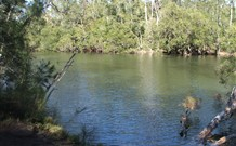 Jervis Bay Cabins and Hidden Creek Real Camping - Accommodation Nelson Bay