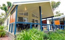 North Coast Holiday Parks Jimmys Beach - Accommodation Nelson Bay