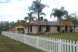 Gayndah A Motel - Accommodation Nelson Bay