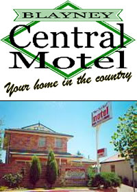 Blayney Central Motel - Accommodation Nelson Bay