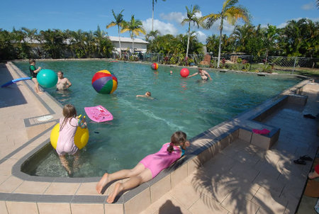 Kurrimine Beach Holiday Park - Accommodation Nelson Bay