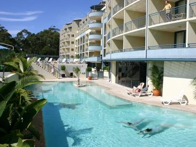 The Landmark Resort - Accommodation Nelson Bay
