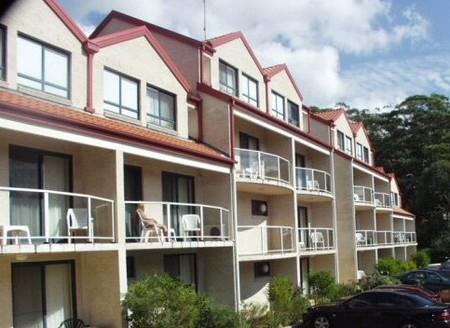 Nelson Bay Breeze Resort - Accommodation Nelson Bay
