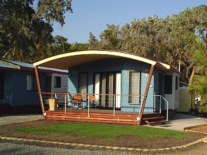 Island View Caravan Park - Accommodation Nelson Bay
