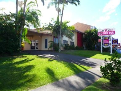 Las Vegas Motor Inn - Accommodation Nelson Bay