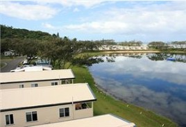 White Albatross Holiday Park - Accommodation Nelson Bay