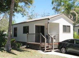 Rowes Bay Caravan Park - Accommodation Nelson Bay