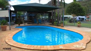 Esk Caravan Park And Rail Trail Motel - Accommodation Nelson Bay