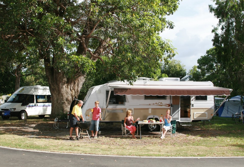 Jacob's Well Tourist Park - Accommodation Nelson Bay