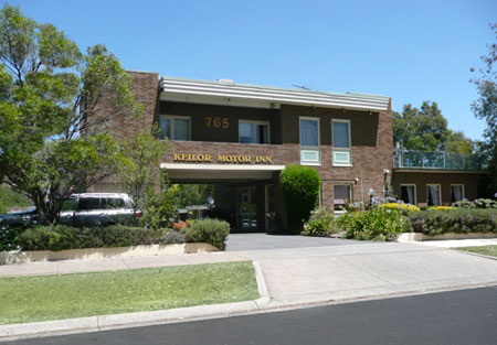 Keilor Motor Inn - Accommodation Nelson Bay