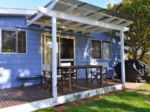 Water Gum Cottage - Accommodation Nelson Bay