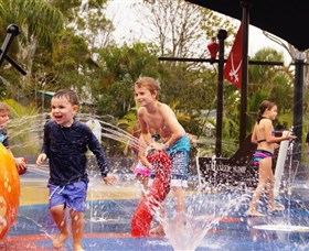 BIG4 Treasure Island Holiday Park - Accommodation Nelson Bay