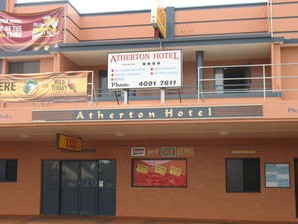 Atherton Hotel - Accommodation Nelson Bay