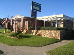Golden Chain Murray River Motel - Accommodation Nelson Bay