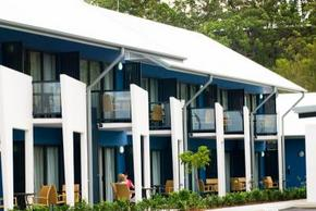 Manly Marina Cove Motel - Accommodation Nelson Bay